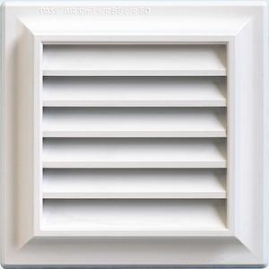 Grille de ventilation carrée type G - FIRST