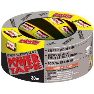 Ruban adhésif Power Tape - PATTEX