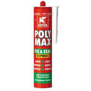 Mastic Poly Max® Fix & Seal Express - GRIFFON