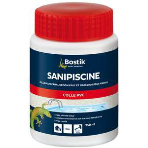 Colle Sanipiscine pour canalisations PVC - BOSTIK