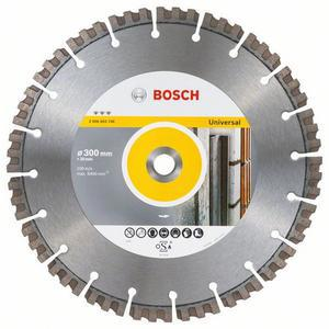 Disque à tronçonner diamanté ∅ 300 Best for Universal -  BOSCH